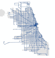 CTA - Bus Routes - Shapefile | City of Chicago | Data Portal